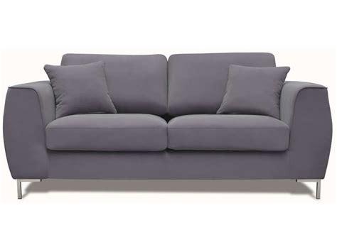 canape fixe 2 places conforama canapé fixe 2 places eddie coloris gris clair conforama