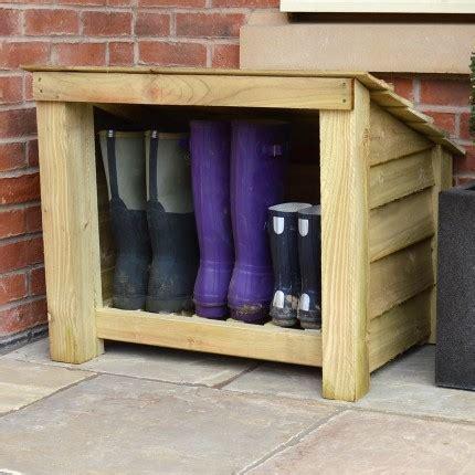 Outdoor Boat Storage by Outdoor Wooden Boot Storage Rutland County Garden Furniture