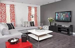 Style Deco Salon : decoration salon style urbain ~ Zukunftsfamilie.com Idées de Décoration