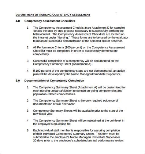 assessment template format resume resume