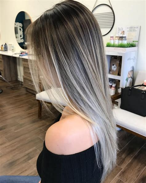 Cool Hairstyles For Ombre Hair by 10 Balayage Ombre Hair Styles From Subtle To Stunning