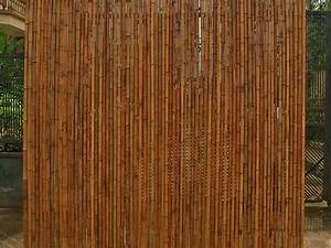 quality bamboo and asian thatch 1 bamboo fence panels With 3 best advantages of bamboo wall panels