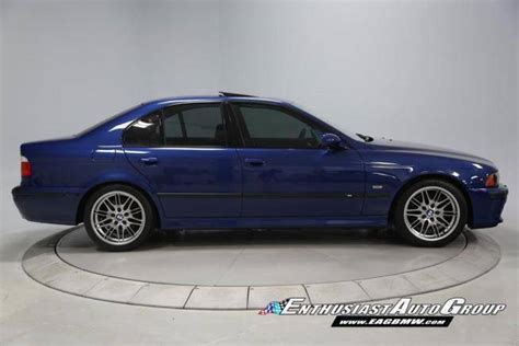 2002 Bmw E39 M5 With 6,555 Miles For Sale