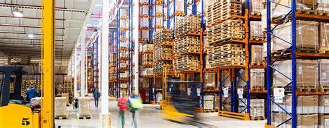 rack  stack warehouse