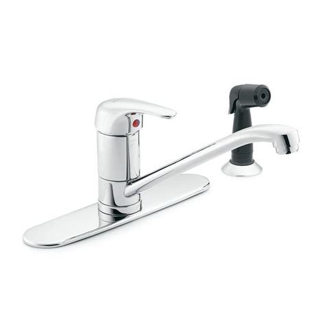 commercial faucets kitchen moen m dura commercial single handle standard kitchen