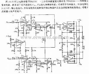 Stereo Amplifier Circuit - Amplifier Circuit