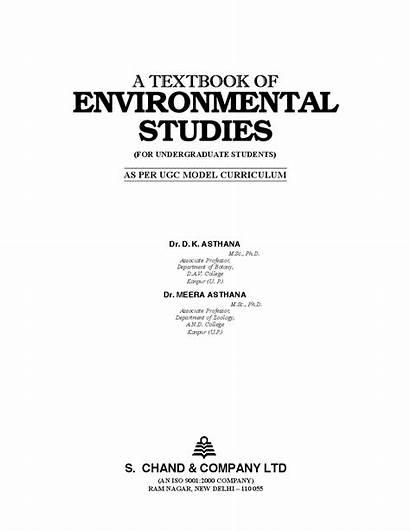 Environmental Textbook Studies Dr Asthana Meera Pdf