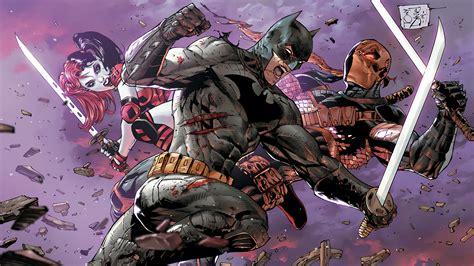 Harley Quinn Dc Comics Hd Wallpaper Free Download