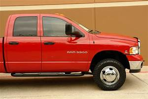 Purchase Used 2005 Dodge Ram 3500 Slt Quad Cab 6 Speed