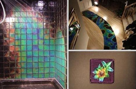 heat sensitive tile hot or cool color changing chameleon tiles