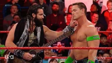 wwe news elias teases potential wrestlemania match