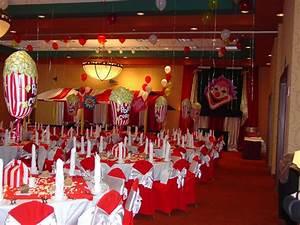 Bergen Linen Carnival Themed Party - Bergen Linen has your