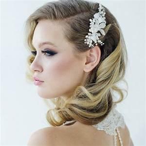 29 Stunning Vintage Wedding Hairstyles Mon Cheri Bridals