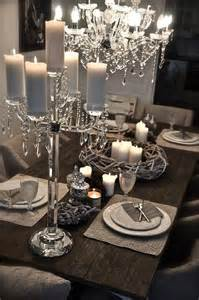 Xmas Table Setting