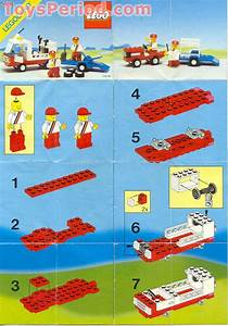 Lego 1518 Race Car Repair Set Parts Inventory And