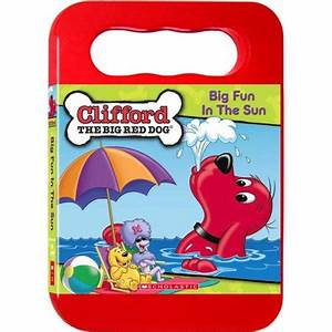 Clifford the big red dog big fun in the sun walmartcom for Big red dog food