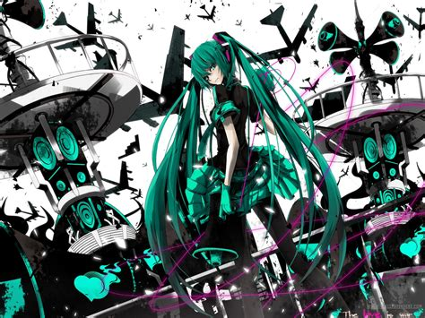 Is War Hatsune Miku Anime And Vocaloid Hatsune Miku Is War Anime Upscaled