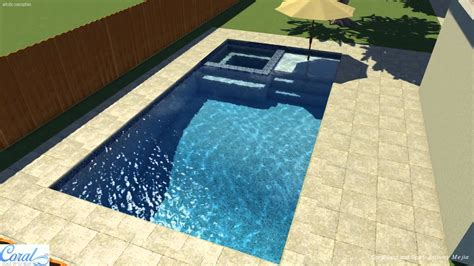 Fliesenfolie 15 X 30 by 15x30 Pool And Spa With Automatic Cover