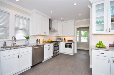 aspen white shaker ready  assemble kitchen cabinets