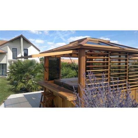 abri de spa en bois caract 233 ristiques et avantages