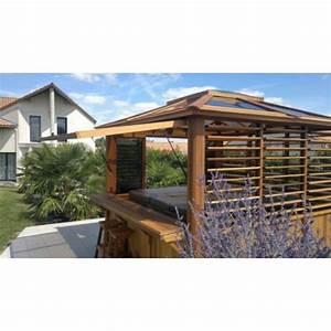 Spa Bois Exterieur : abris pour spa exterieur maison design ~ Premium-room.com Idées de Décoration