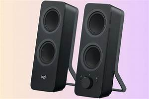 Logitech, Z207, 2, 0, Stereo, Computer, Speakers, Review, Improved, Sound, For, All, Your, Devices