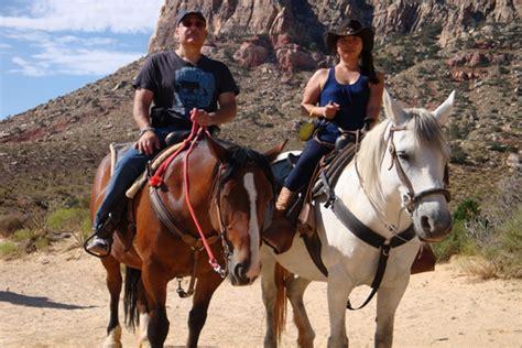 riding vegas las horseback tours exploringlasvegas