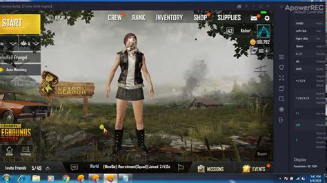 Download and install the hack (it will detect the pubg folder automatically) by double clicking on the installer. PUBG Tencent Emulator Gaming Buddy CTRL or ~ Key Problem ...