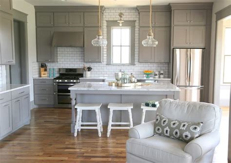 should kitchen cabinets go to the ceiling kitchen tile backsplash why you should take it all the 9761