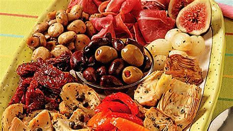 cuisiner poivron antipasti et prosciutto