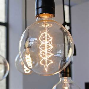 suspension ampoule filament dootdadoocom idees de With carrelage adhesif salle de bain avec ampoule filament led e27