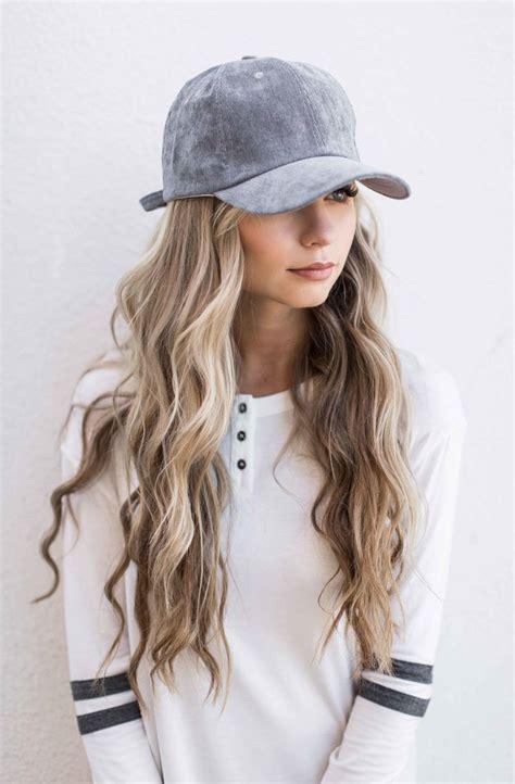 cute baseball hat hairstyles fade haircut