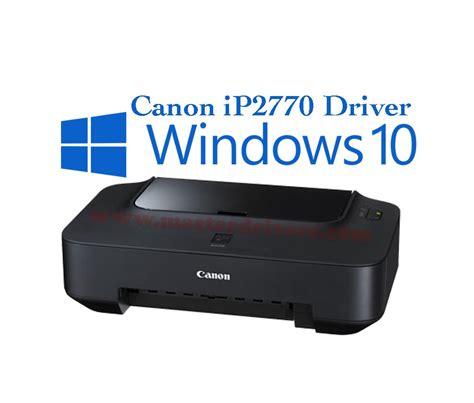 Download canon, pixma, iP2770, driver - Free, printer