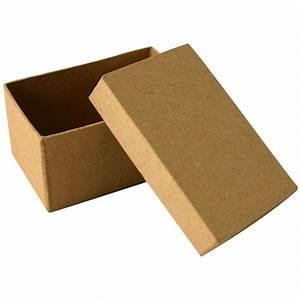 Boite à épices : bo te en carton rectangle 10 cm boite en carton d corer creavea ~ Teatrodelosmanantiales.com Idées de Décoration