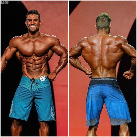 Mandatory Pose Wednesday - Men's Physique Back Pose : bodybuilding