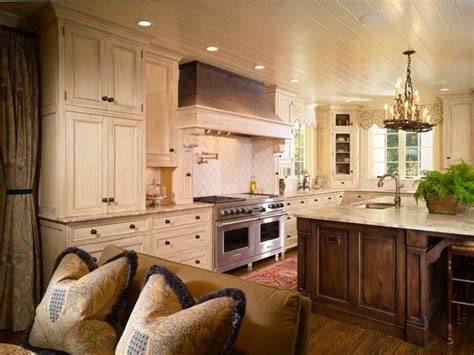 Frenchstyle Kitchen  Kitchen  Atlanta  By Morgan Creek