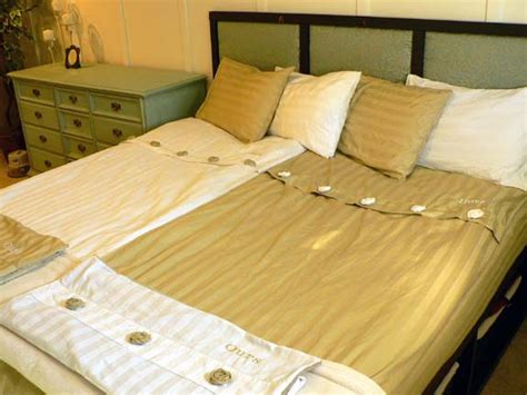 how to make a comforter his hers and ours comforters and how to make your own