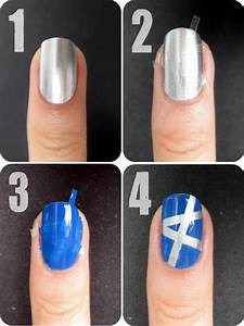 80 best images about Easy Nails on Pinterest   Nail art ...