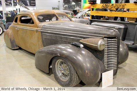 chopped  buick coupe benlevycom
