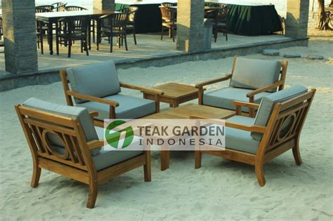 teak patio furniture indonesia eclectic sectional