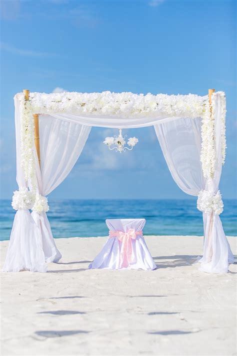 Panama City Beach Wedding Decorations Package Panama