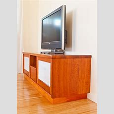 Sheoak Home Theatre Cabinet By Peter Walker  Handkrafted