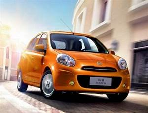 Dongfeng Nissan March China Is Nissan Micra In India