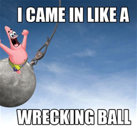 Wrecking Ball Memes - meme center footballtotm profile