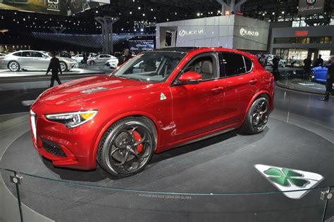 Alfa Romeo New York by Alfa Romeo Stelvio Quadrifoglio Says Hello From New York