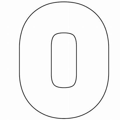 Numbers Printable Number Cards Extra Stencils Printablee