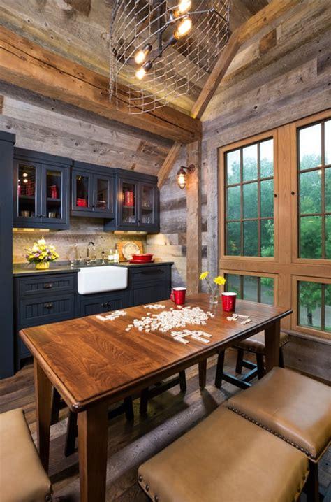 cozy rustic bunkhouse getaway  northern wisconsin