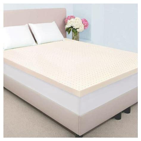target memory foam mattress topper comfortable mattress topper at target homesfeed
