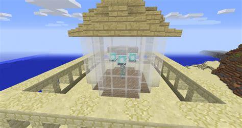 sandstone lighthouse grabcraft  number  source  minecraft buildings blueprints