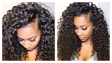 17 Best Ideas About Curly Weaves On Pinterest